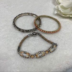 Unique Bracelet 3-piece Bundle